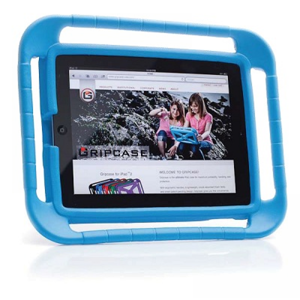 GRIPCASE FOR IPAD 2nd, 3rd, & 4th Gen
