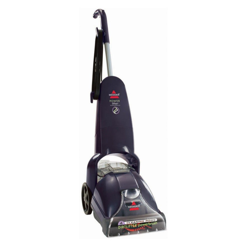 Bissell PowerLifter PowerBrush Upright Steam Carpet Cleaner