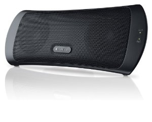 THE LOGITECH WIRELESS SPEAKER FOR IPAD, IPHONE, AND ITOUCH (980-000589)