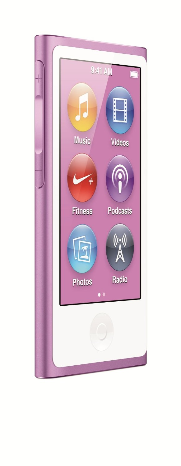 Apple iPod nano 16GB Blue (7th Generation) NEWEST MODEL