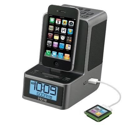 best iphone alarm clock the best iphone ipod alarm clock speaker dock 13604
